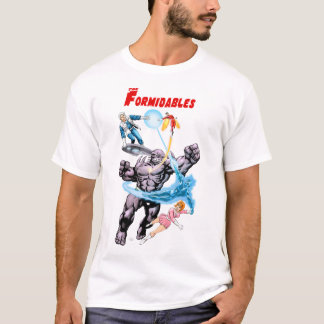 The Formidable TEAM by Jean-Yves Mitton T-Shirt