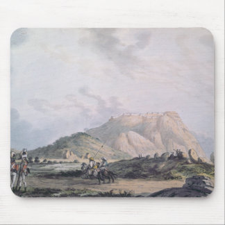 The Fort of Nandidong during the third Mysore Mouse Pad
