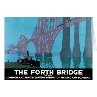 The Forth Bridge Cards