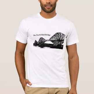 The Forth Rail Bridge T-Shirt