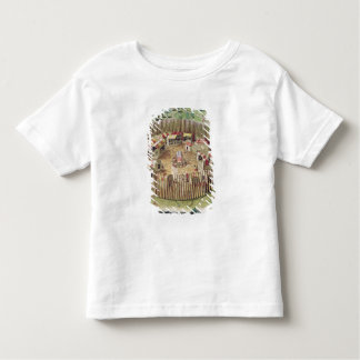 The Fortified Town of Pomeiooc Toddler T-Shirt