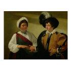 The Fortune Teller, c.1596-97 Postcard