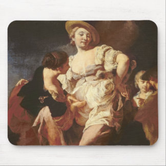 The Fortune-teller (L'Indivona), 1740 Mouse Pad