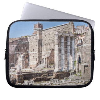 The Forum of Augustus is one of the Imperial 3 Laptop Sleeve
