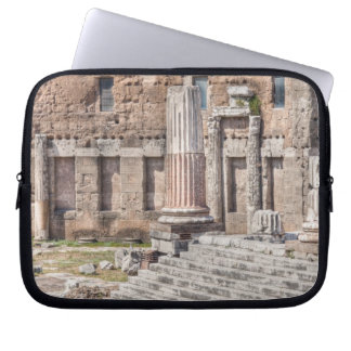 The Forum of Augustus is one of the Imperial 4 Laptop Sleeve