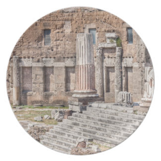 The Forum of Augustus is one of the Imperial 4 Plate