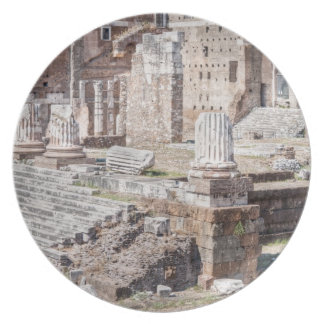 The Forum of Augustus is one of the Imperial Plate