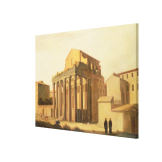 The Forum, Rome Canvas Print