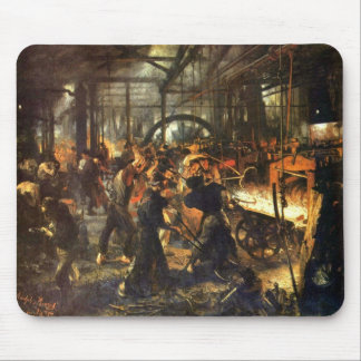 The Foundry postcard Mouse Pad