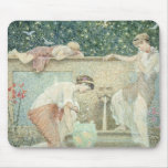 The Fountain Mouse Pads