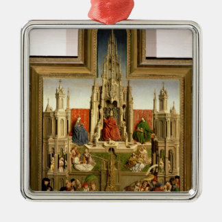 The Fountain of Life Christmas Ornament