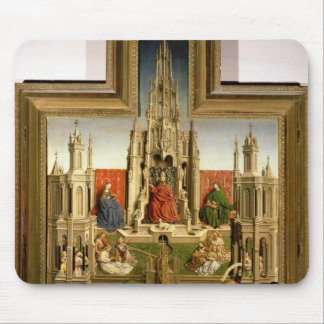 The Fountain of Life Mouse Mat