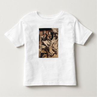 The Fountain of the Four Rivers Toddler T-Shirt