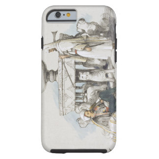 The Fountain of the Lions, Vignette from 'Sketches Tough iPhone 6 Case