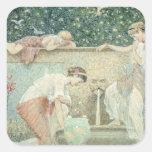 The Fountain Sticker