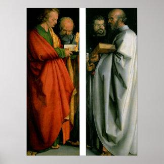'The Four Apostles' Poster