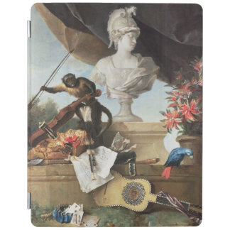 The Four Continents: Europe, 1722 (oil on canvas) iPad Cover