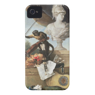 The Four Continents: Europe, 1722 (oil on canvas) iPhone 4 Covers