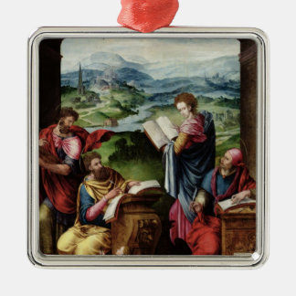 The Four Evangelists Christmas Ornament