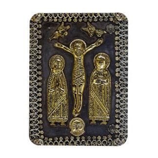The Four Gospels Book Binding Rectangular Photo Magnet