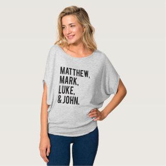 The Four Gospels T-Shirt