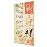 The Four Horsemen of the Apocalypse Canvas Print