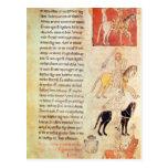 The Four Horsemen of the Apocalypse Postcard