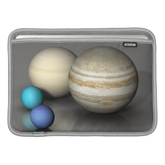The Four Largest Planets Sleeve For MacBook Air