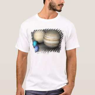 The Four Largest Planets T-Shirt
