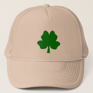 The Four-Leaf Clover For Luck Hat