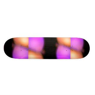 The Four Leaf Clover Skate Deck