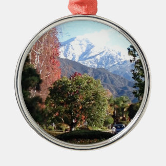 The Four Seasons Christmas Ornament