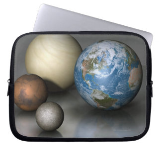 The Four Terrestrial Planets Computer Sleeve