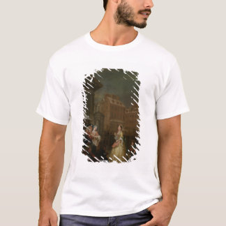 The Four Times of Day: Morning, 1736 T-Shirt