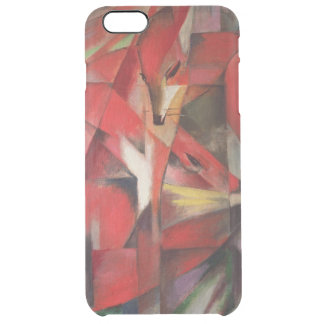 The Fox, 1913 Clear iPhone 6 Plus Case