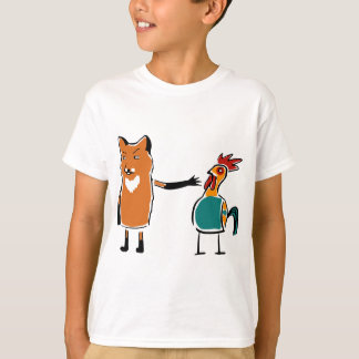 The fox and the chicken T-Shirt