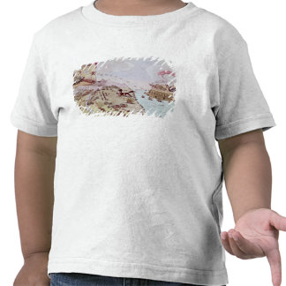 The Fox and the Goose or Boney Broke Loose Tee Shirts