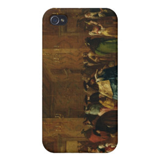 The Foyer sketch Case For iPhone 4