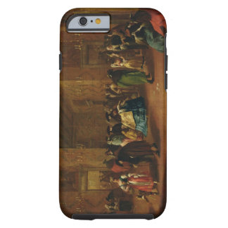 The Foyer sketch iPhone 6 Case