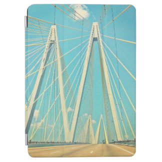 The Fred Hartman Bridge iPad Air Cover