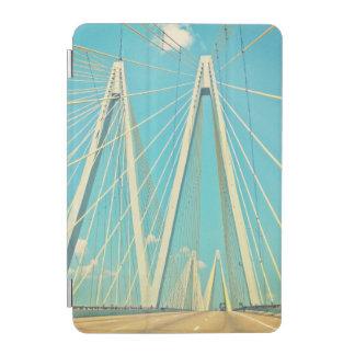 The Fred Hartman Bridge iPad Mini Cover