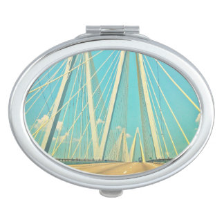 The Fred Hartman Bridge Mirrors For Makeup