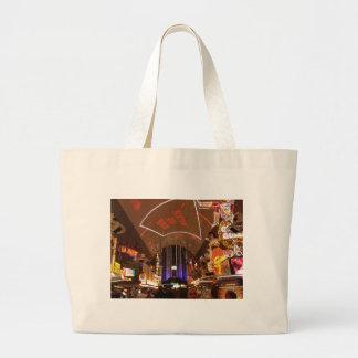 The Fremont Street Experience - Las Vegas Jumbo Tote Bag