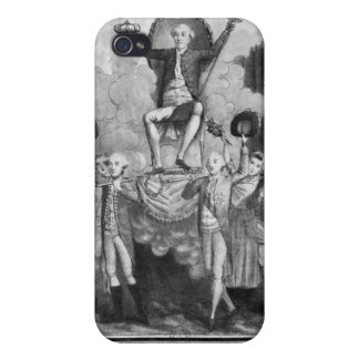 The French Constitution Case For The iPhone 4