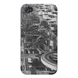 The French Electrical Machinery Gallery iPhone 4 Cover