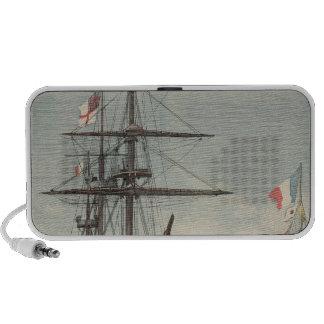 The French Flotilla in Portsmouth Speaker