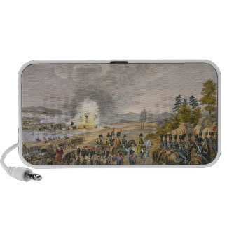 The French Retreat after the Battle of Leipzig, 19 iPhone Speakers