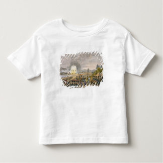 The French Retreat after the Battle of Leipzig, 19 Toddler T-Shirt