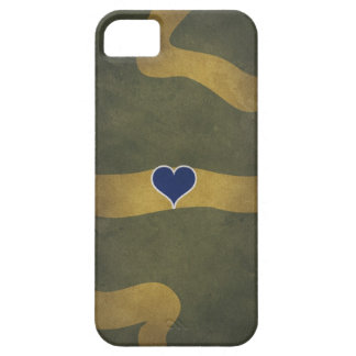 The French troop tank camouflage 01 iPhone 5/5S Case