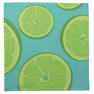The Freshness Lime Fabric Napkins